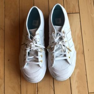 Adidas Matchcourt White Sneakers